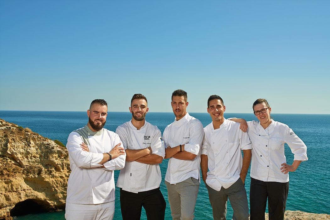 Restaurante-BonBon-Kitchen-Staff